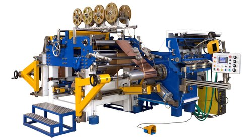 LV Folio Automatic Winding Machine