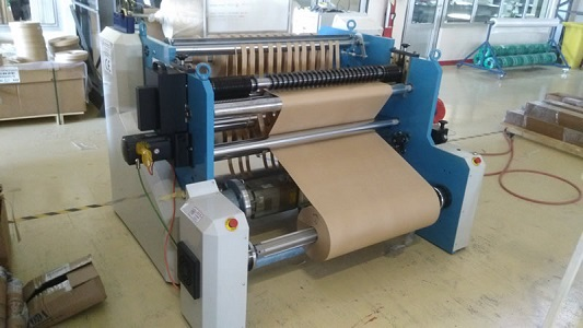 Paper Slittin Machine