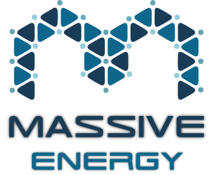 Massive Energy​ logo